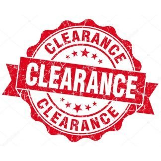 Clearance our Junk is GOLD